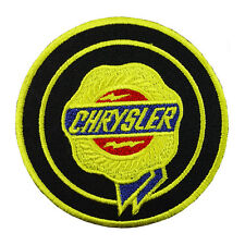 CHRYSLER Logo Embroidered Iron On Patch #PCH011