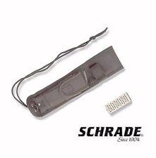 Extreme Survival Schrade knife Sheath Ballistic nylon with Diamond Sha 00006000 rpener