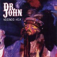 DR.JOHN - VOODOO HEX  CD NEW