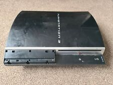 PS3 Fat 60GB console Spares Or Repair