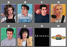 Friends TV Series Artwork Poster Magnet Collectible