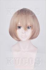 Re:Zero Kara Hajimeru Isekai Seikatsu Felix Argyle Anime Cosplay Wig +Track +Cap