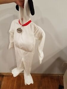 Halloween Infant Toddler Adorable Peanuts Snoopy Costume 2T-3T