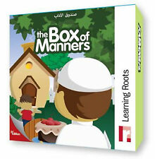 The Box of Manners - 54 Illustrated Cards for Children - Learning Roots