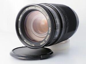 Vivitar AF 60-300 mm f/4-5.6 zoom Minolta A mount SLRS, Sony Alpha DSLRs