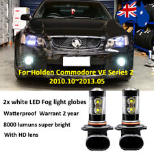 For Holden Commodore VE 2010 2011 2012 2013 Fog Light Globes Bulb white LED bulb