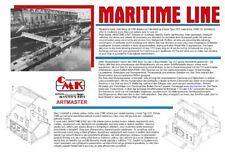 CMK 1/72 MARITTIMO LINEA U BARCA DOCK Gateway #ml80301