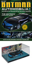 Automobilia #43 DC The Batman Animated Series Batmobile Eaglemoss w/ Magazine