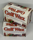 Gulf Wax Household Paraffin Wax For Canning Candlemaking Lot Of 2