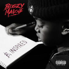 BUGZY MALONE B. INSPIRED CD (Released August 17th 2018)