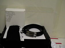 Versace collection belt adjustable size 110/125 genuine leather beautiful