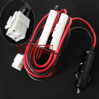 4 Pin DC Power Cord Cable Cigarette lighter for ICOM Kenwood Yaesu TS490 s Radio