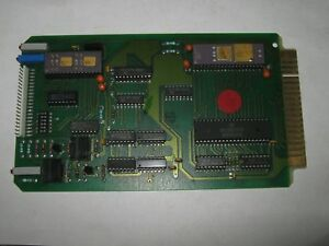Liebert G12-3060 Rev. B Circuit Board, Excellent