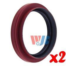 Pair of 2 WJB WS8121S Oil Seal Wheel Seal Cross 8121S