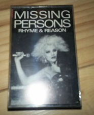 MISSING PERSONS RHYME & REASON SEALED
