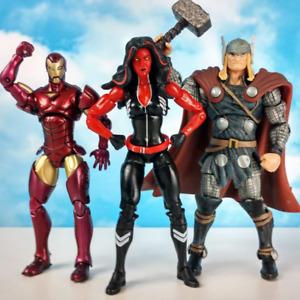 X-Men ou Monstres Figure Display Stand Base Marvel Legends Toy Biz Pick /& Choisir