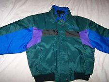 Ladies XL Ski-Doo Bombardier Snowmobile Jacket Coat Parka Vintage Yellowstone