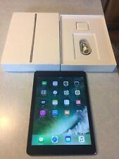 Apple iPad Air 1st Generation 16GB, Wifi Space Gray GREAT SHAPE BUNDLE #M31-8