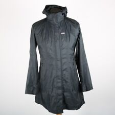 Vintage PATAGONIA Knee Length Raincoat | Womens S | Wind Rain Coat Jacket Parka