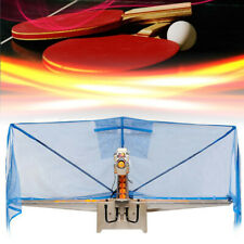 Table Tennis Robot Super Emperor Ping Pong Training Machine Catch Net +Remote Us