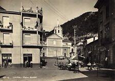 1958 Lauria - Potenza - p.zza marconi - gelobar - negozio papaleo