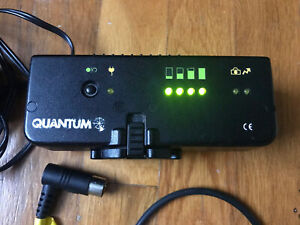 Ex Quantum Turbo Compact battery tested for Quantum , Nikon , Canon flashes