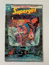 SUPERGIRL: HONDA GIVEAWAY #1 - DC - 1984 - VF 8.0