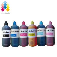 600 ML CISS Refillable Ink Recharge Bouteille pour Epson Stylus Photo R200 R220 R300
