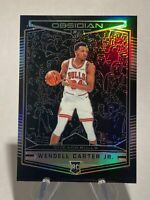 2018-19 Panini Obsidian Wendell Carter Jr. Rookie Preview SP #583