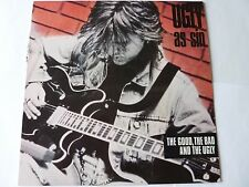 UGLY AS SIN THE GOOD THE BAD AND THE UGLY VINYL LP EXCELLENT