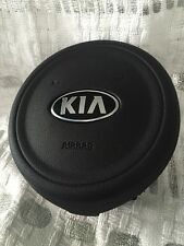 Used 2017 Kia Sportage Driver Steering Wheel Air Bag OEM 56900D9500WK