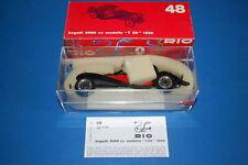"""RIO RI 3 - BUGATTI 5000 cc Modello """"T50"""" 1932 1/48"""