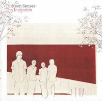 Thirteen Senses - The Invitation (2004) - CD