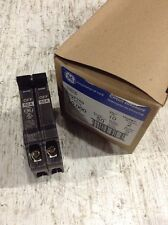 GE GENERAL ELECTRIC THQP250 NEW CIRCUIT BREAKER 2 POLE  50 AMP 240V (Box Of 10)