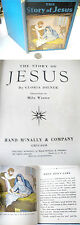 THE STORY Of JESUS,1935,Gloria DIener,Illustrated,#164
