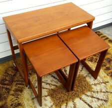 Vtg 60's/70s Mid Century Metamorphic Coffee/Gaming Table w/Under Tables McIntosh