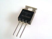 Fairchild MC7905C Regolatore di tensione negativa 5.0 - VOLT 1.5-Amp TO220 OM0008C