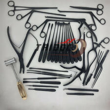Laminectomy Set 35 Pcs Black Coated Surgical Orthopedic Surgical Instruments A+