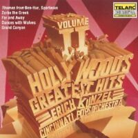 Cincinnati Pops Orchestra and Erich Kunzel - Hollywoods Greatest Hits Vol 2 [CD]