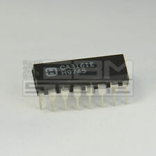 CA3161 - Integrati BCD to 7 segmenti converter driver- CA 3161 E- ART. BX19