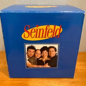 Seinfeld: The Complete Series 2015 Gift Set *Brand New Seal was cut* Amazon Ex