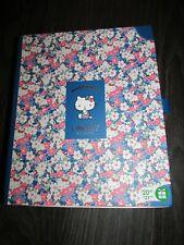 Liberty art fabrics for Hello Kitty bath time tale gift box,BNIB
