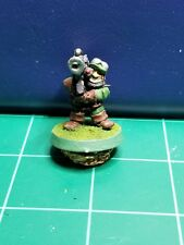 Warhammer 40k Space Dwarf Rogue Trader Squat Heavy Weapon All Metal Rare OOP #4