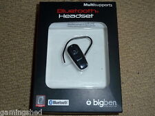 PLAYSTATION 3 PS3 MINI BLUETOOTH HANDSFREE KIT HEADSET + USB Charger BRAND NEW!