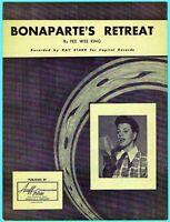 BONAPARTE'S RETREAT by PEE WEE KING w/ KAY STARR (1949)