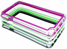 BUMPER SAMSUNG GALAXY NOTE 4 N910 CUSTODIA MASCHERINA COVER LATERALE VARI COLORI