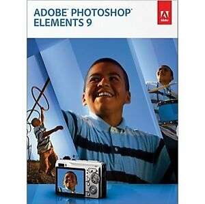 Adobe Photoshop Elements 9 Win/Mac
