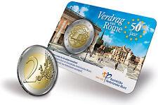 NEDERLAND      2 Euro 2007   Verdrag van Rome  UNC IN COINCARD   Op voorraad