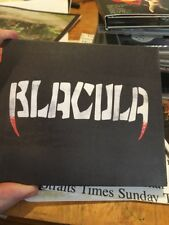 Blacula CD Music From The Original 1972 Soundtrack Rare
