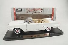 1:18 ROAD SIGNATURE - 1960 CHRYSLER 300F blancheur/blanc - rare -
